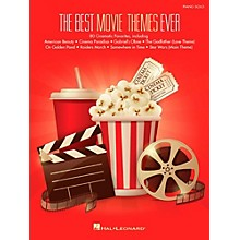 Hal Leonard The Best Movie Themes Ever - Piano Solo