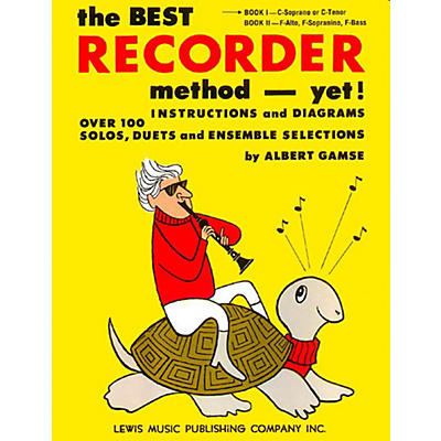 Music Sales The Best Recorder Method Yet Book 1 Soprano