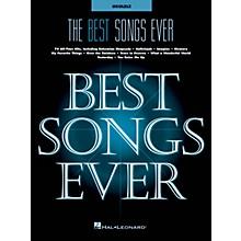 Hal Leonard The Best Songs Ever Ukulele Songbook