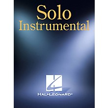 Hal Leonard The Best of Andrew Lloyd Webber (for Alto Sax) Instrumental Solo Series Book