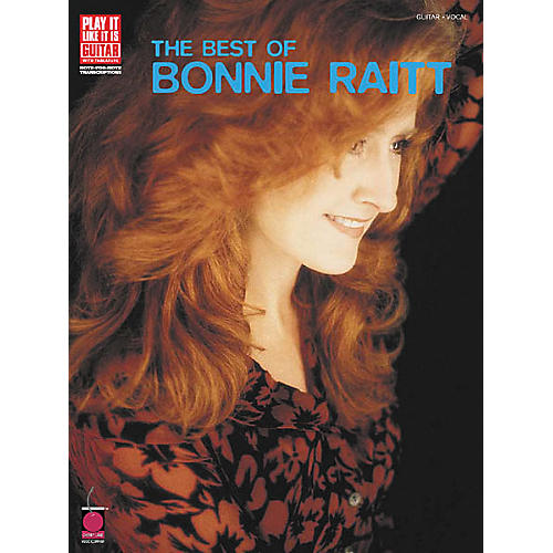Cherry Lane The Best of Bonnie Raitt Guitar Tab Songbook