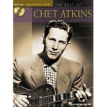 Hal Leonard The Best of Chet Atkins Guitar Signature Licks Book with CD