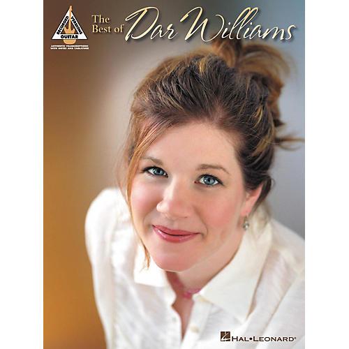 Hal Leonard The Best of Dar Williams Guitar Tab Songbook