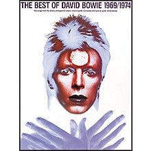 Hal Leonard The Best of David Bowie 1969-1974 Songbook