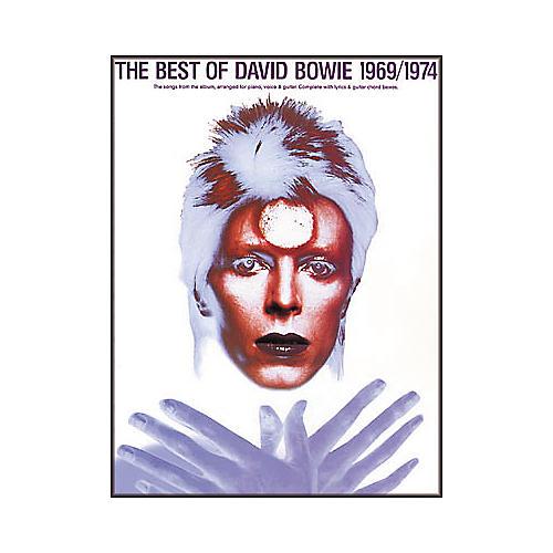 Hal Leonard The Best of David Bowie 1969-1974 Songbook