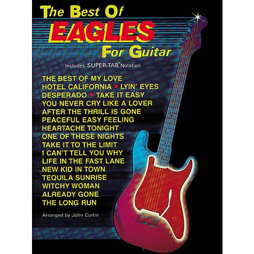 Hal Leonard The Best Of Eagles Guitar Tab Book Musicians Friend