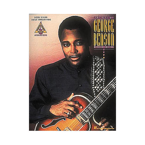 Hal Leonard The Best of George Benson Guitar Tab Book