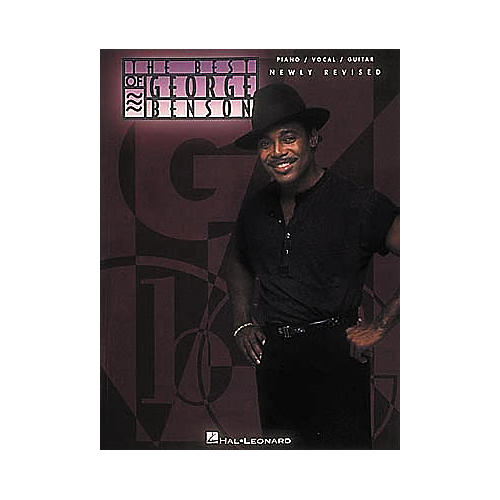 Hal Leonard The Best of George Benson Piano/Vocal/Guitar Artist Songbook