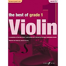 Faber Music LTD The Best of Grade 1 Violin Book & CD