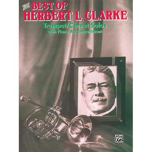 Alfred The Best of Herbert L. Clarke for Brass Book