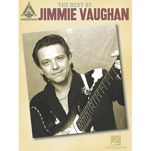 hal leonard the best of jimmie vaughan guitar tab songbook musician 39 s friend. Black Bedroom Furniture Sets. Home Design Ideas