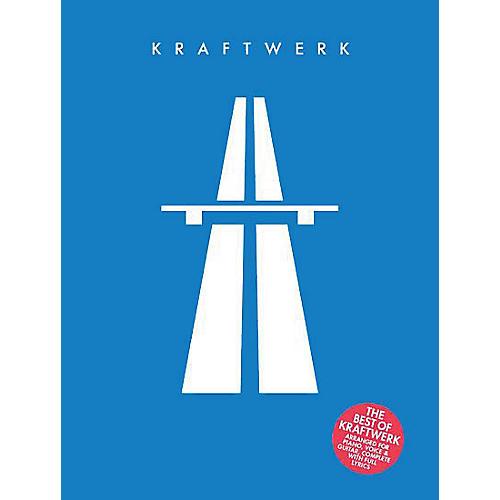 Music Sales The Best of Kraftwerk Music Sales America Series Softcover Performed by Kraftwerk