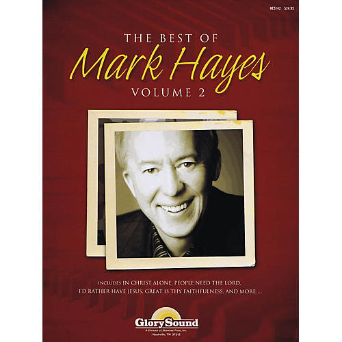 Shawnee Press The Best of Mark Hayes - Volume 2 (Listening CD) Listening CD Composed by Mark Hayes