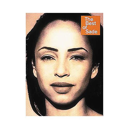 Hal Leonard The Best of Sade Book