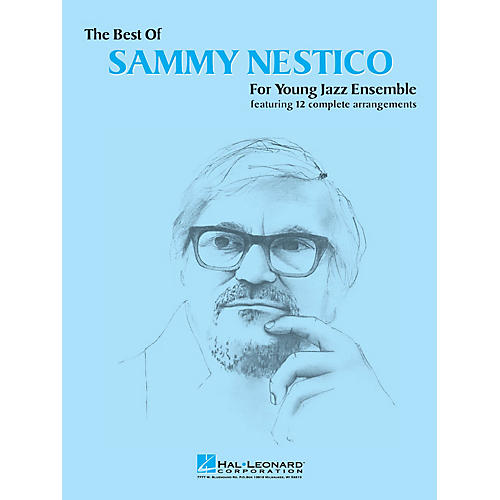 Hal Leonard The Best of Sammy Nestico - Conductor Jazz Band Level 2-3 Arranged by Sammy Nestico