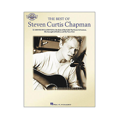 Hal Leonard The Best of Steven Curtis Chapman Fingerstyle Guitar Book