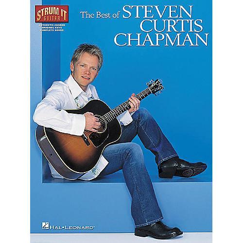 Hal Leonard The Best of Steven Curtis Chapman Guitar Tab Book