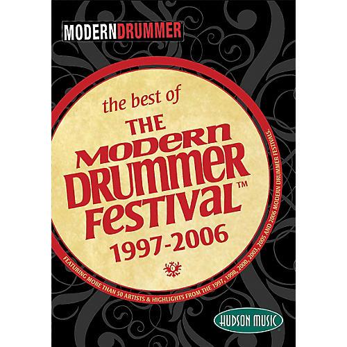 Hudson Music The Best of the Modern Drummer Festival 1997-2006 DVD Set