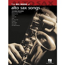 Hal Leonard The Big Book Of Alto Sax Songs