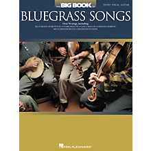 Hal Leonard The Big Book Of Bluegrass Songs Piano/Vocal/Guitar Songbook