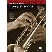 Hal Leonard The Big Book Of Trumpet Songs