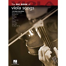 Hal Leonard The Big Book Of Viola Songs