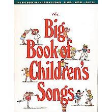 Hal Leonard The Big Book of Children's Songs