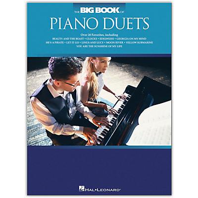Hal Leonard The Big Book of Piano Duets