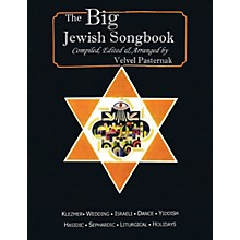 Tara Publications The Big Jewish Songbook Tara Books Series Softcover