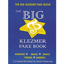 Tara Publications The Big Klezmer (Fake Book)
