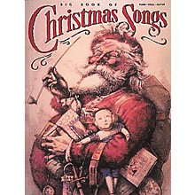 Hal Leonard The Big of Christmas Songs Piano/Vocal/Guitar Songbook