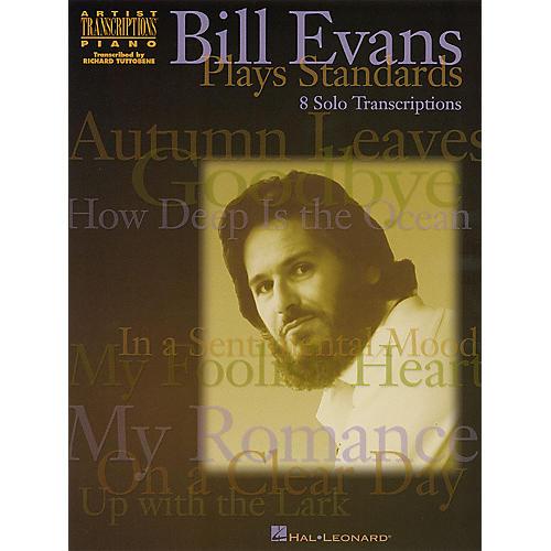 Hal Leonard The Bill Evans Collection Artist Transcriptions Series Performed by Bill Evans (Upper Intermediate)