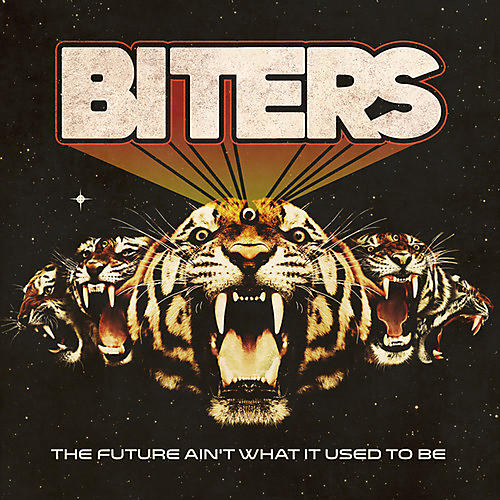 Alliance The Biters - The Future Ain't What It Used To Be