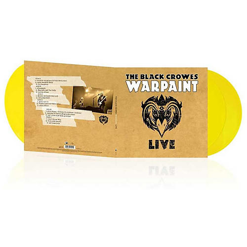 Alliance The Black Crowes - Warpaint Live