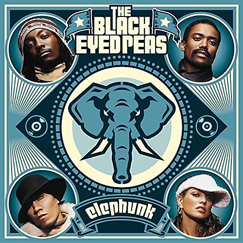 Alliance The Black Eyed Peas - Elephunk