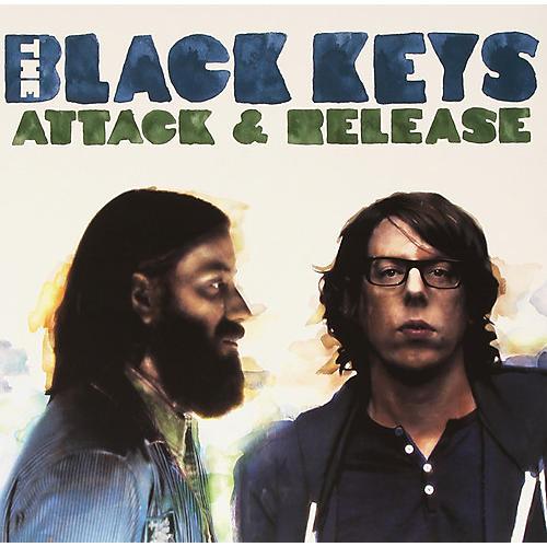 Alliance The Black Keys - Attack & Release