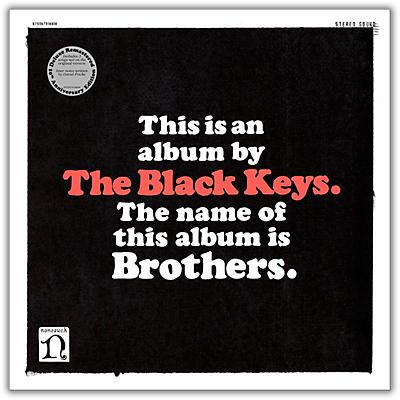 The Black Keys - Brothers (Deluxe Remastered Anniversary Edition) [2 LP]