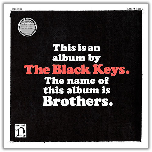 WEA The Black Keys - Brothers (Deluxe Remastered Anniversary Edition) [2 LP]