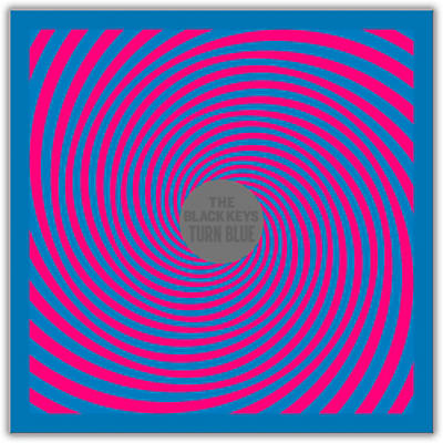 The Black Keys - Turn Blue (with Bonus LP) Vinyl LP