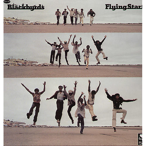 Alliance The Blackbyrds - Flying Start