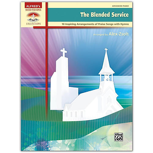 Alfred The Blended Service Book Advanced