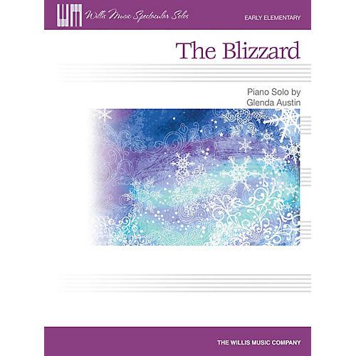 Willis Music The Blizzard (Early Elem Level) Willis Series by Glenda Austin