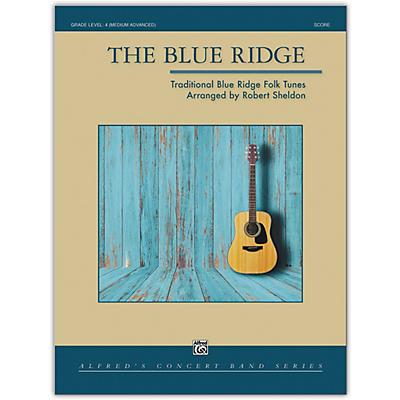 Alfred The Blue Ridge Conductor Score 4 (Medium Difficult)