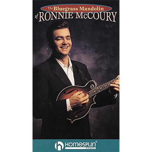 Hal Leonard The Bluegrass Mandolin of Ronnie McCoury Video