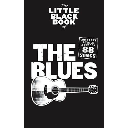 Music Sales The Blues - The Little Black Book Series