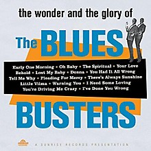 The Blues Busters - Wonder & Glory of the Blues Busters
