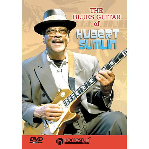 Homespun The Blues Guitar of Hubert Sumlin (DVD)