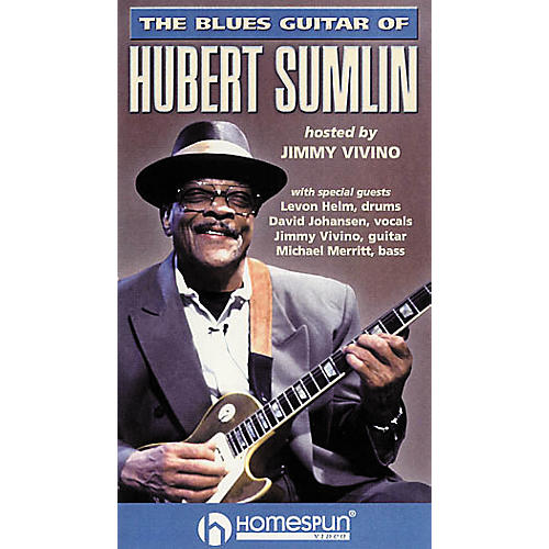 Homespun The Blues Guitar of Hubert Sumlin (VHS)
