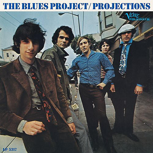 Alliance The Blues Project - Projections [Mono Edition]