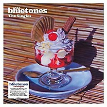 The Bluetones - Singles (Blue Colored Vinyl)